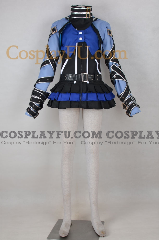 Fairy Fencer F Effole Costume (One Piece)