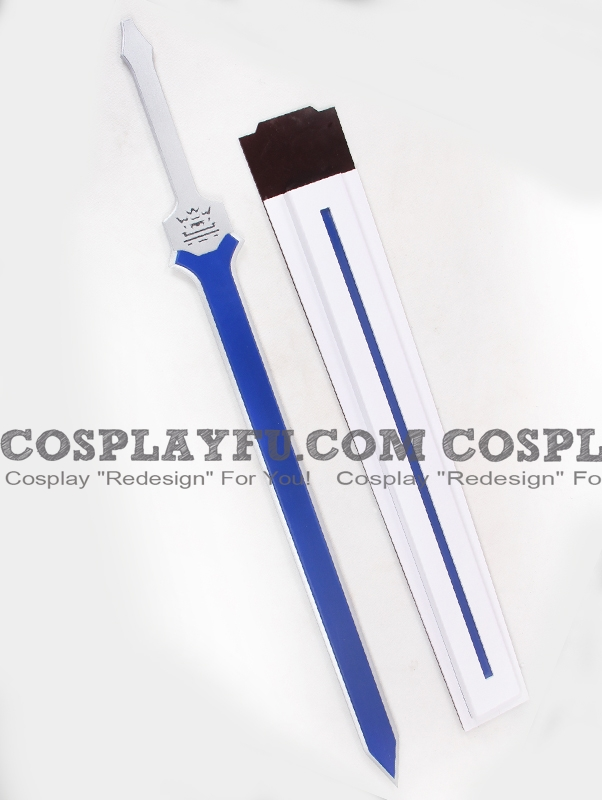 Oscar Sword from Tales of Berseria (2595)