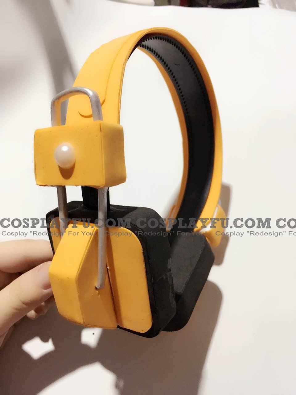 Yoh Headphone from Shaman King (1053)