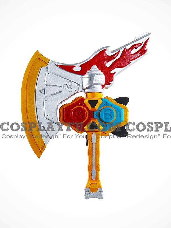 Gashacon Parabragun Prop from Kamen Rider Ex-Aid (3856)
