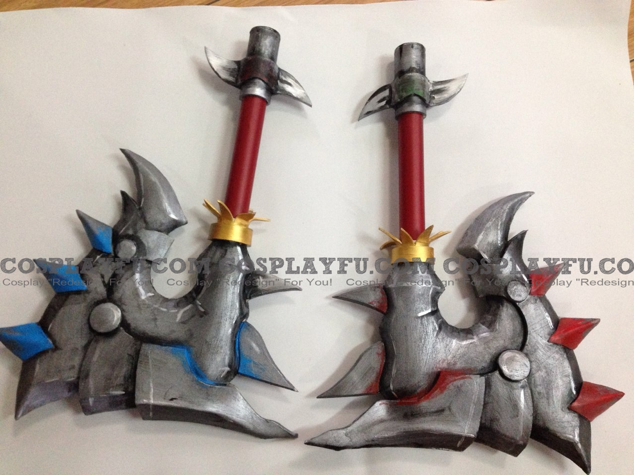 Kor'kron Props from World of Warcraft (3735)