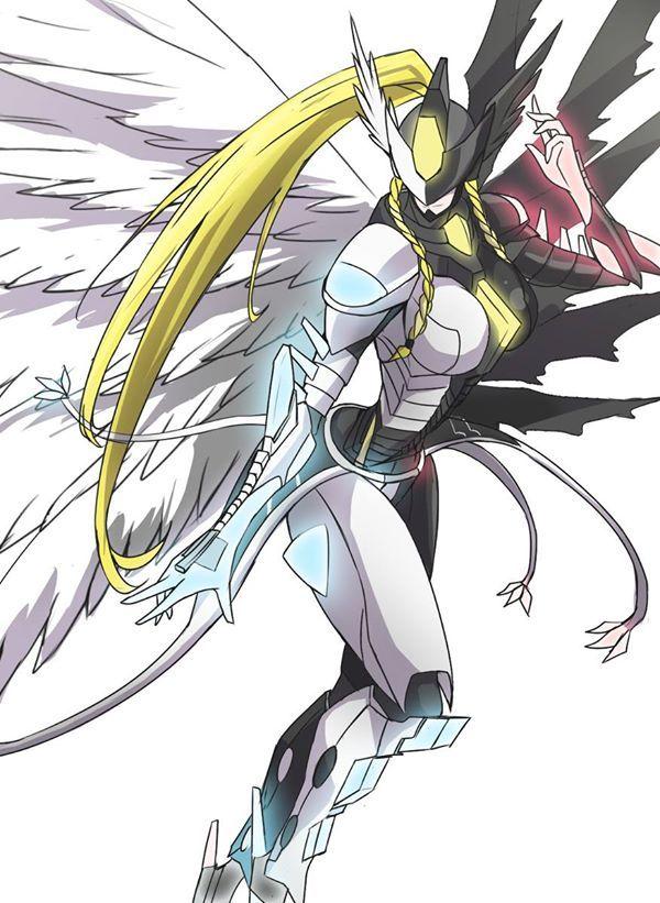 Mastemon Cosplay Costume from Digimon