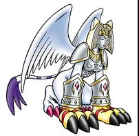 Nefertimon Cosplay Costume from Digimon Adventure