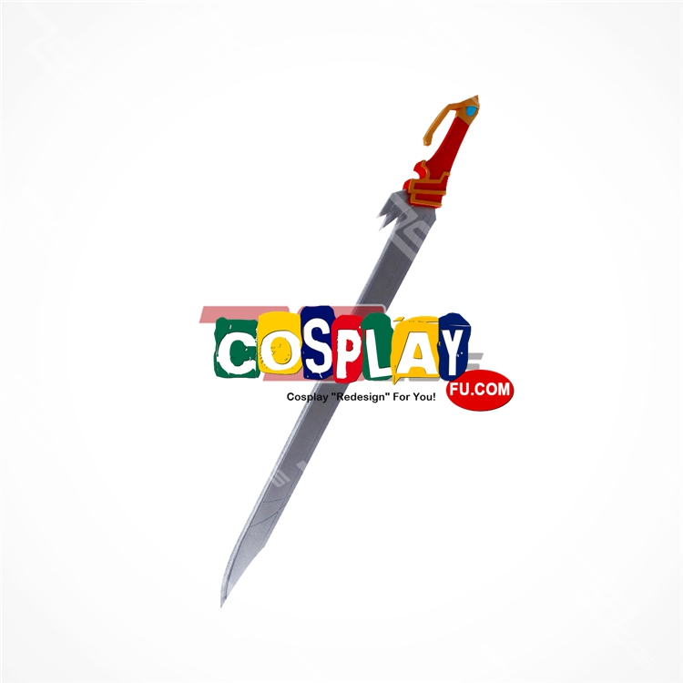 Selejia Yupitiria Cosplay Costume Sword from Re:Creators (2366)