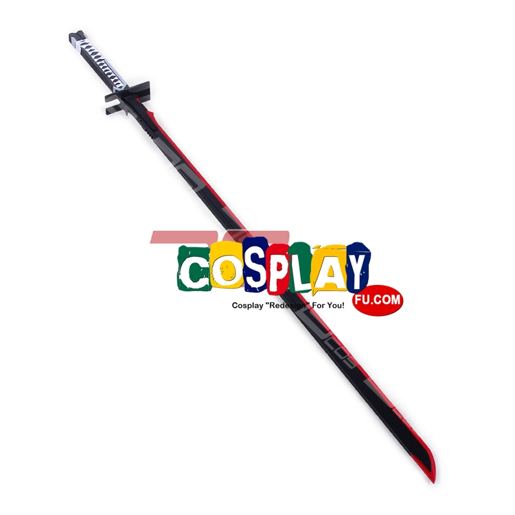 IJN Kawakaze Cosplay Costume Sword from Azur Lane (2130)