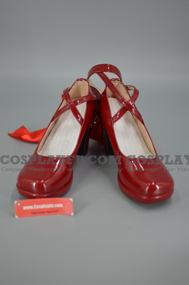 Madoka Shoes (B263) from Puella Magi Madoka Magica