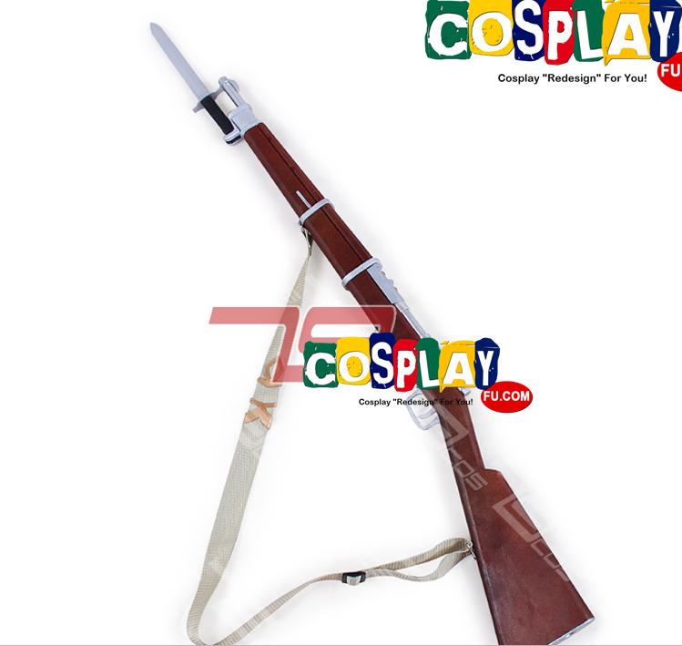 Springfield M1903 Cosplay Costume Gun from Girls' Frontline (3137)