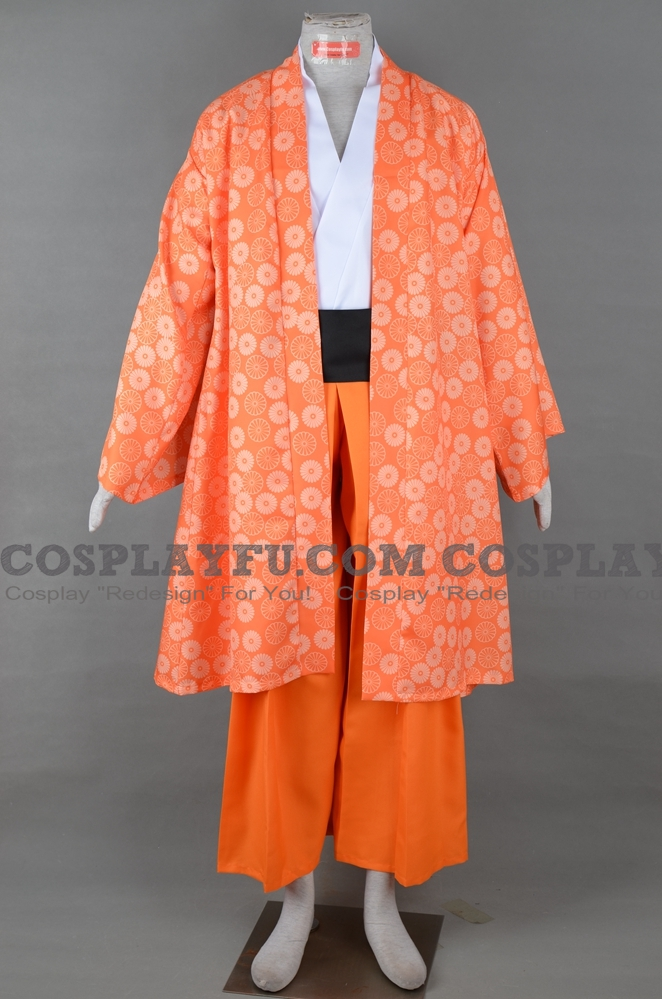 Takeda Shingen Cosplay Costume from Samurai Love Ballad PARTY