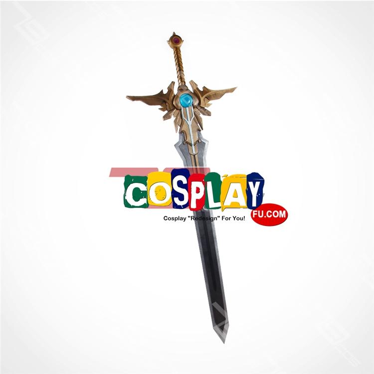 Tyrael Cosplay Costume Sword from Diablo (3426)