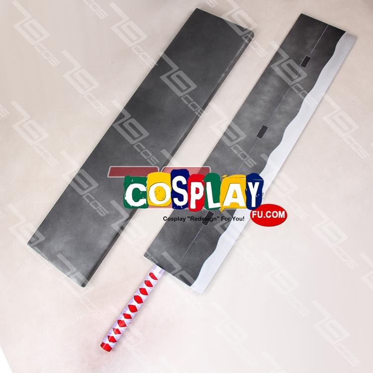 Darui Cosplay Costume Sword from Naruto Shippuden (2676)
