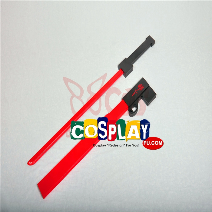 Ruby Rose Cosplay Costume Sword from RWBY (2199)