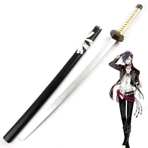 Akashi Kuniyuki Cosplay Costume Sword from Touken Ranbu (1171)
