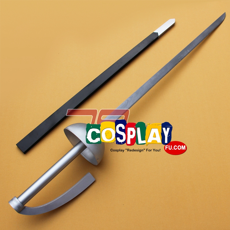 Esdeath Cosplay Costume Sword from Akame ga Kill! (2728)