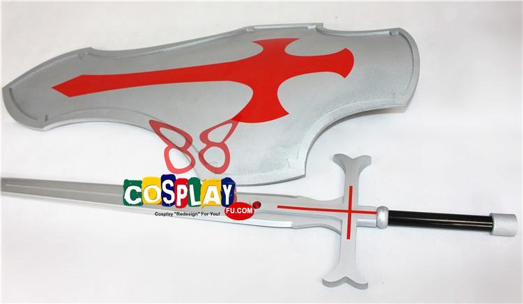 Мастера меча онлайн Хитклифф Костюм (3498)