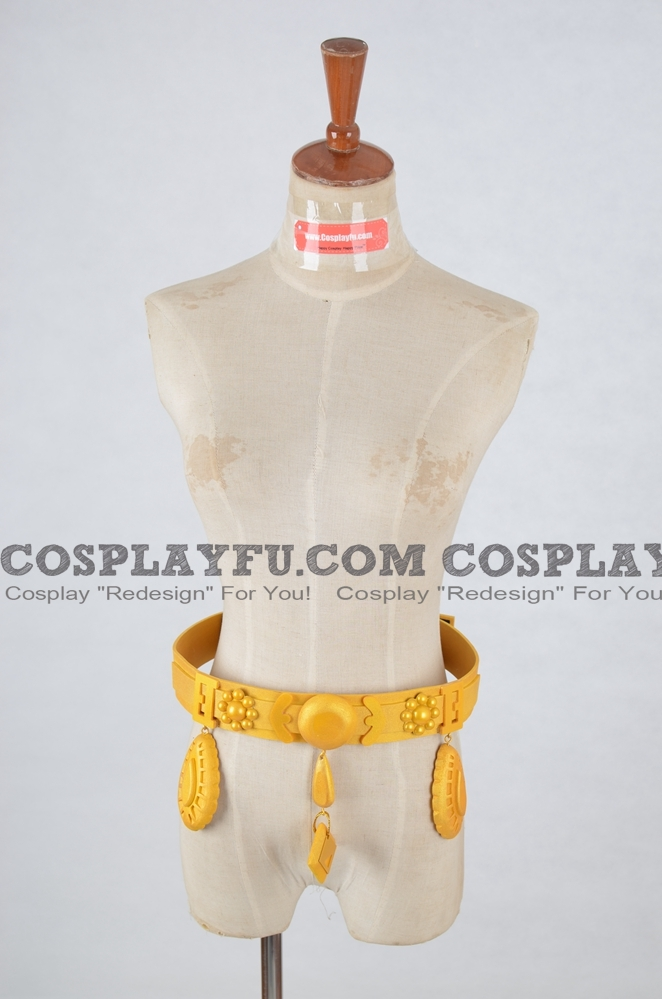 Princess Zelda Waist Belt from The Legend of Zelda (2248)