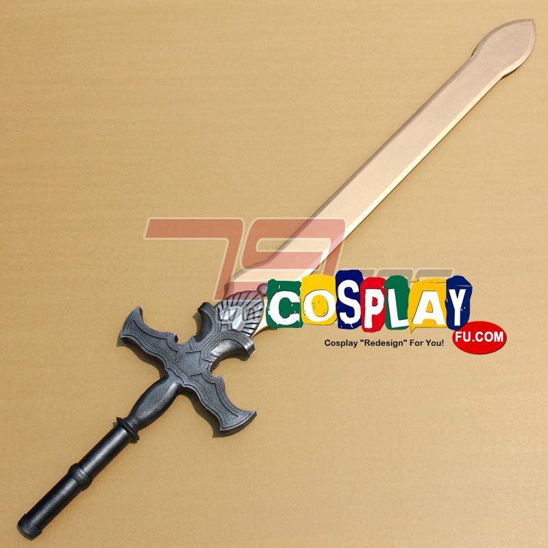 Ike Cosplay Costume Sword from Fire Emblem: Path of Radiance (2809)