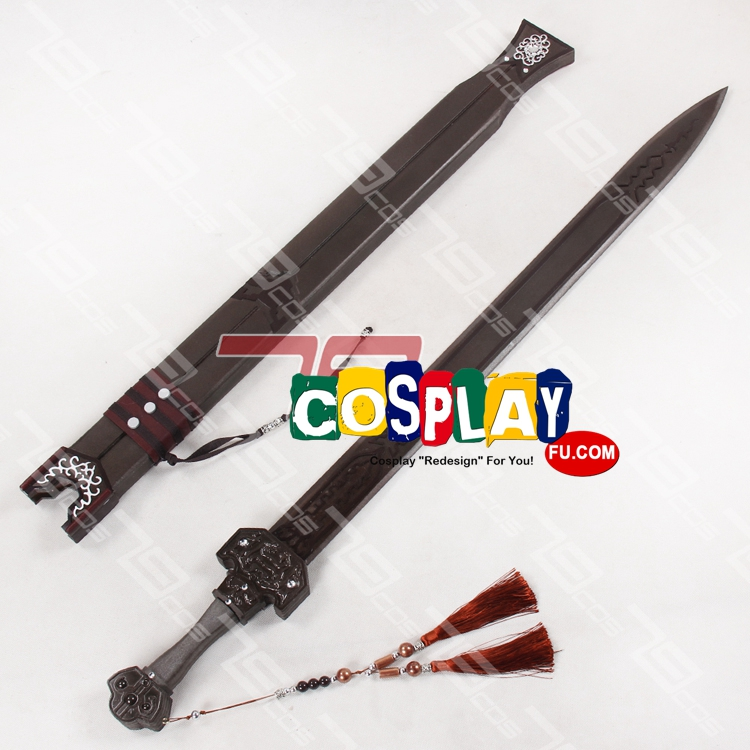 Ji Wu Xia Cosplay Costume Sword from Pili (3582)