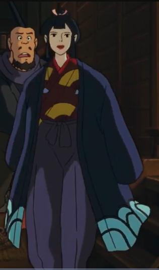 Custom Lady Eboshi Cosplay Costume From Princess Mononoke