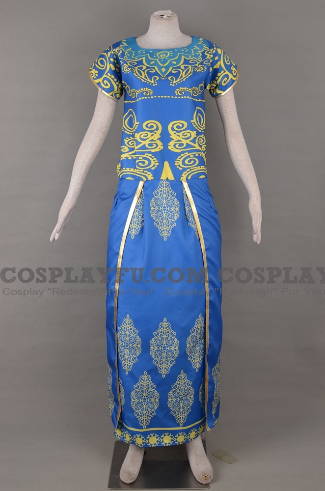 Parvati Cosplay Costume (Stage 2) from Fate Grand Order