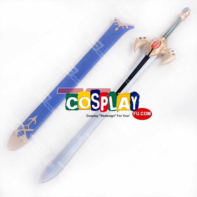 Seliph Cosplay Costume Sword from Fire Emblem Heroes (2925)