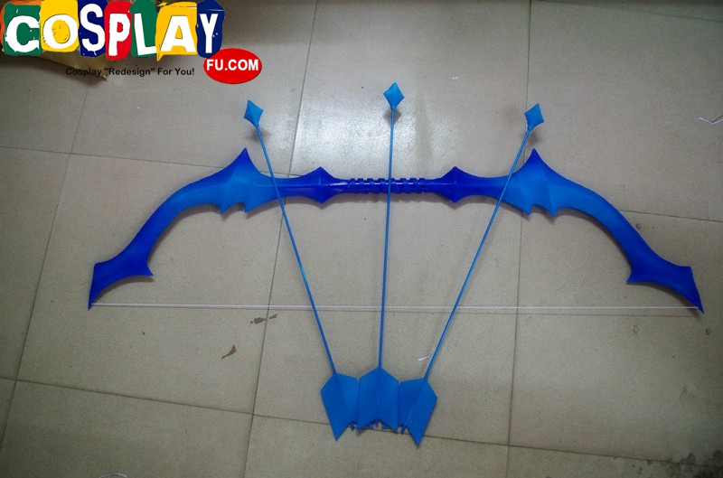 Ashe Bow and Arrow from League of Legends (2323)