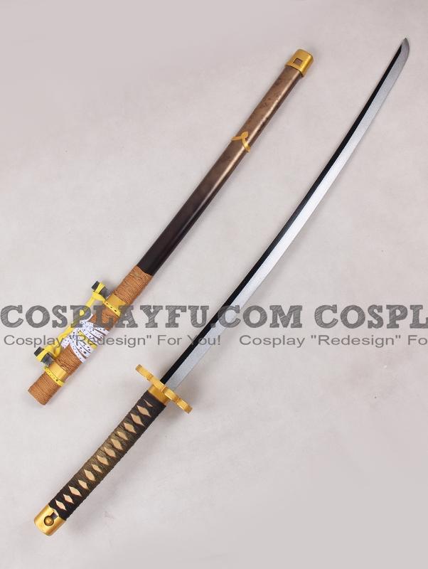Raiko Sword from Shinken!! (2879)