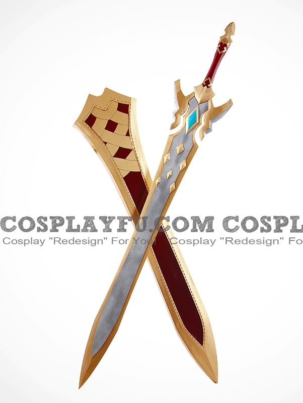 Alfonse Sword from Fire Emblem Heroes (3678)