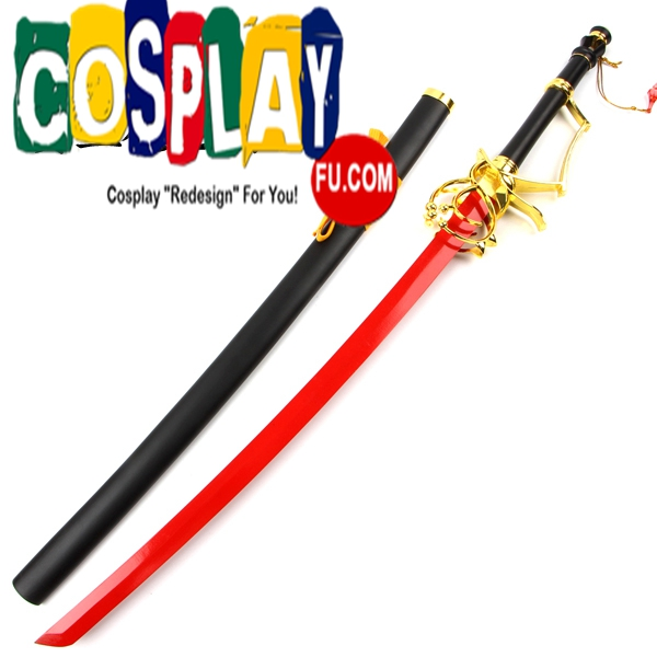 Ferid Sword from Seraph of the End (1635)