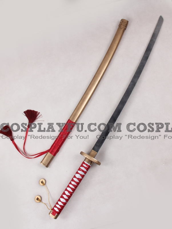 Hitofuri Sword from Shinken!! (2971)