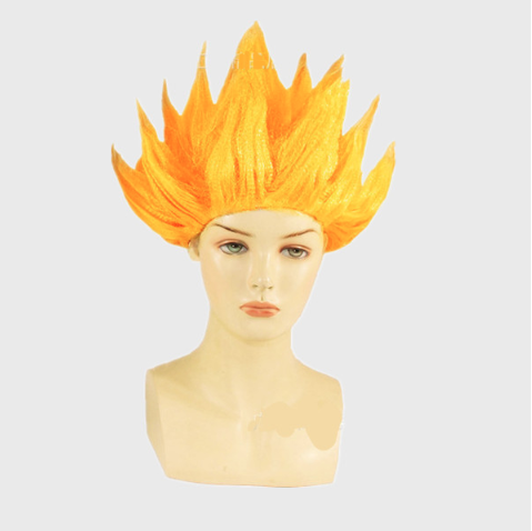 Vegeta Wig from Dragon Ball