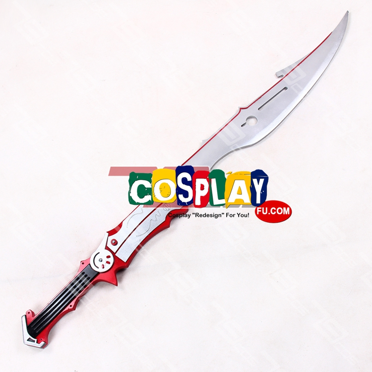 Lightning Cosplay Costume Sword from Final Fantasy XIII (2365)
