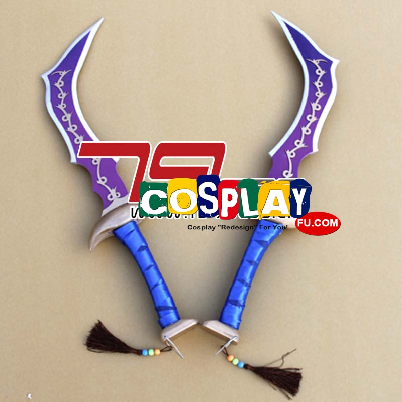 Zidane Tribal Cosplay Costume Sword from Final Fantasy IX (3913)