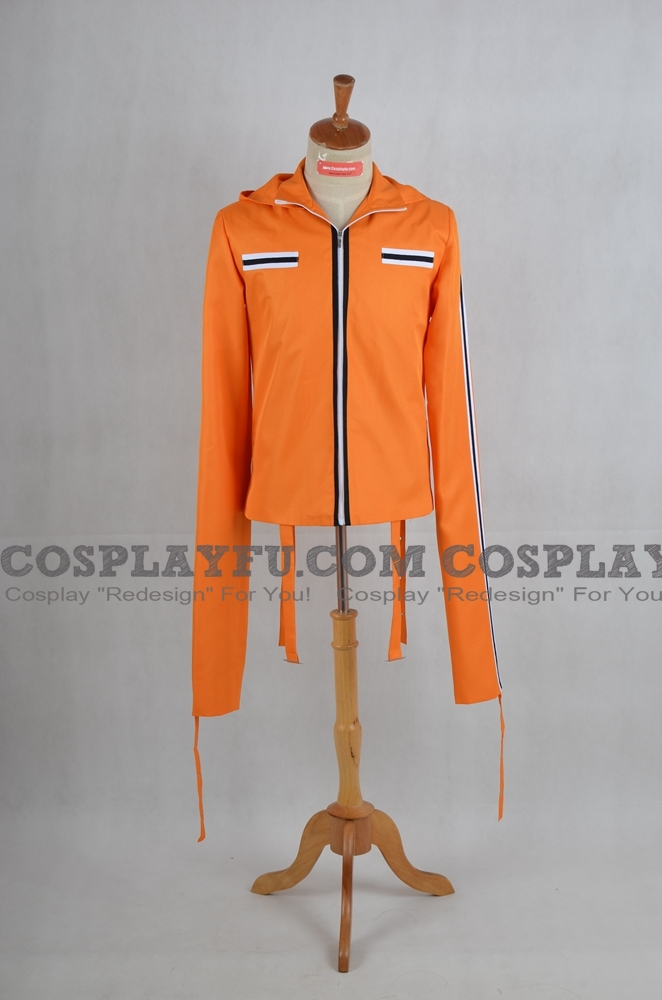 Agito Jacket from Air Gear