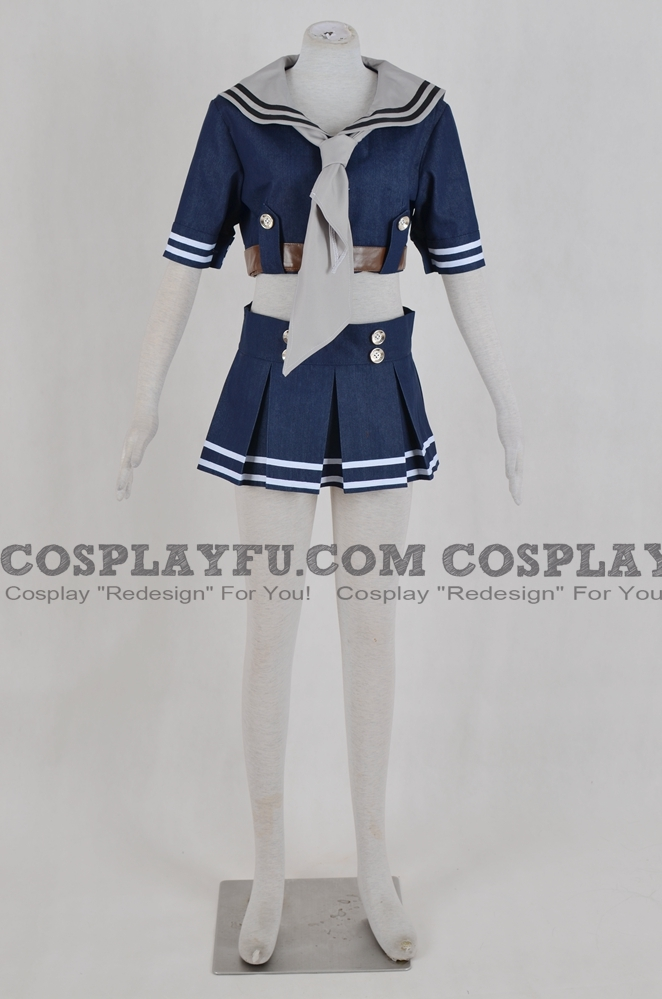 Babydoll Cosplay Costume (Emily Browning) from Sucker Punch