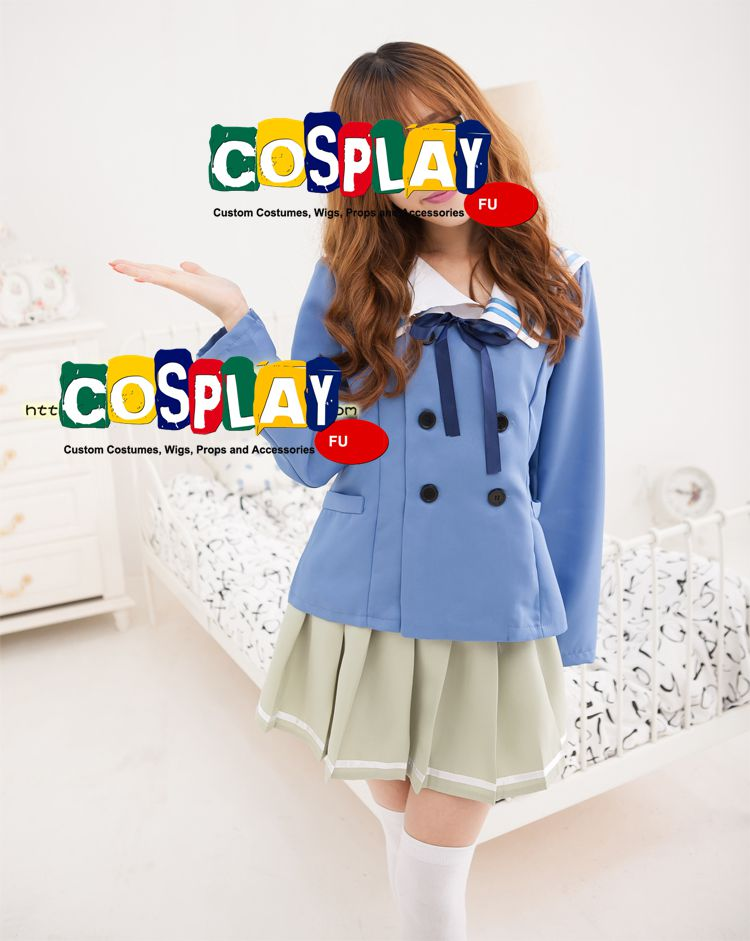 Mirai Cosplay Costume (4334) from Beyond the Boundary