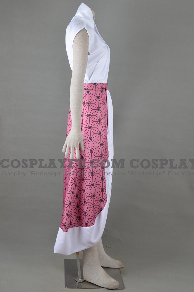 Custom Nezuko Kamado Cosplay Costume from Kimetsu no Yaiba ...