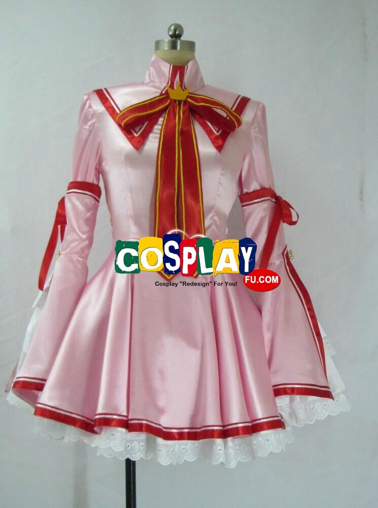 Lucia Konohana Cosplay Costume from Rewrite