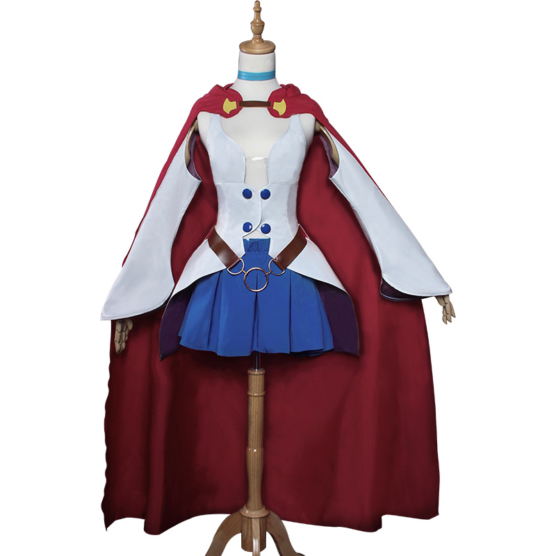 Ursula Cosplay Costume from Little Witch Academia (5415)