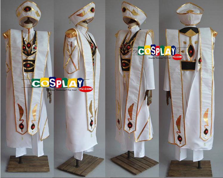 Code Geass Zero Requiem Kostüme (6846)