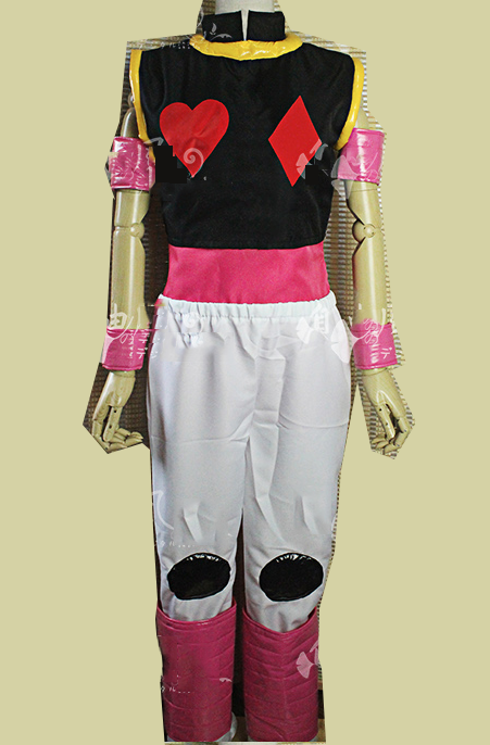 Hisoka Cosplay Costume from Hunter X Hunter (5787)