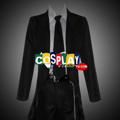 Eren Jaeger Cosplay Costume from Attack On Titan (6043)