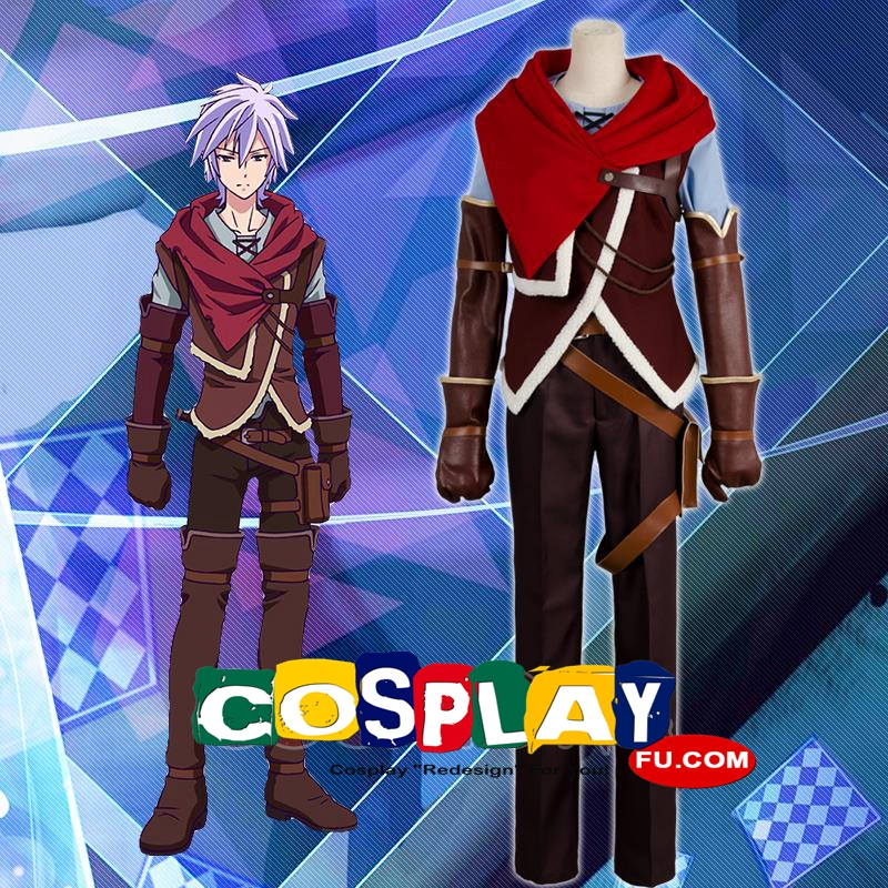 Riku Dola Cosplay Costume from No Game No Life (6307)