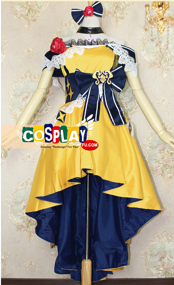 Grizzly MkV Cosplay Costume from Girls' Frontline (6596)