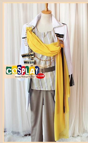 Yoru Nagatsuki Cosplay Costume from Tsukiuta (6508)