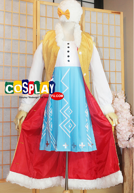APS Cosplay Costume from Girls' Frontline (6506)