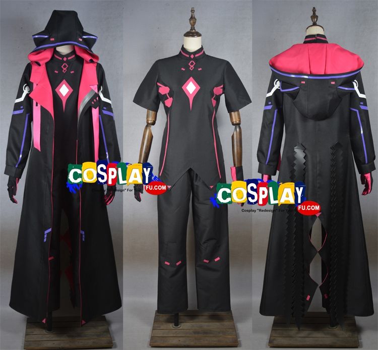 Edward Grenore (Add) Cosplay Costume from Elsword (6918)