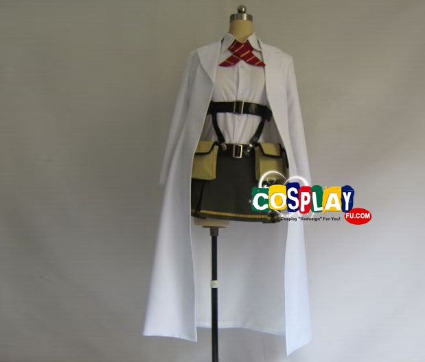 Ikaruga Cosplay Costume from AntiMagic Academy