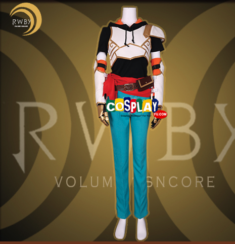 Jaune Arc Cosplay Costume from RWBY