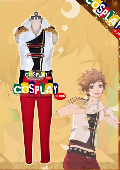 Kannaduki Iku Cosplay Costume from Tsukiuta