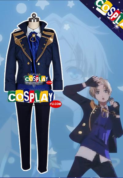 Aoi Satsuki Cosplay Costume from Tsukiuta